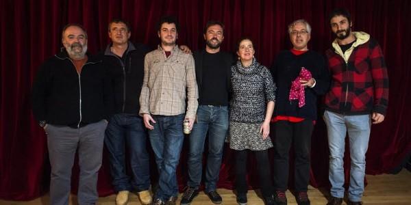 Poetas residentes y visitantes