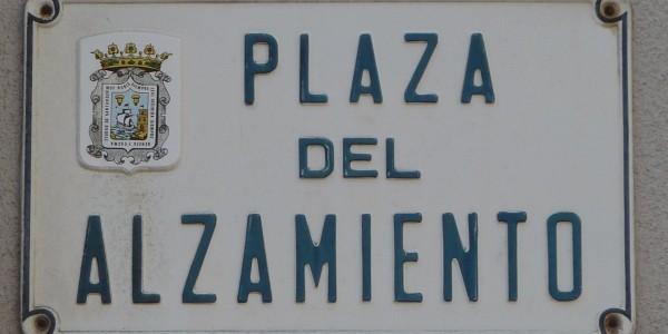 PlazaAlzamiento