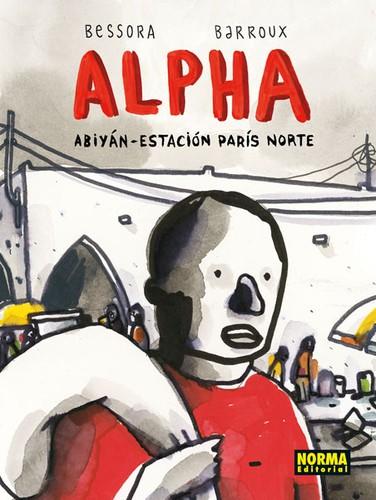 ALPHA ABIYÁN-ESTACIÓN PARÍS NORTE
