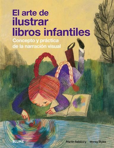 ARTE DE ILUSTRAR LIBROS INFANTILES. EL
