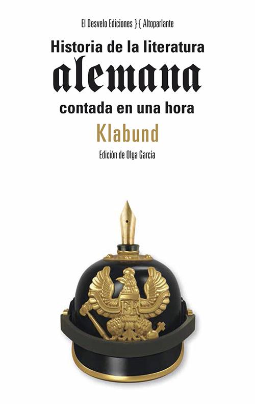 HISTORIA DE LA LITERATURA ALEMANA CONTADA EN UNA HORA