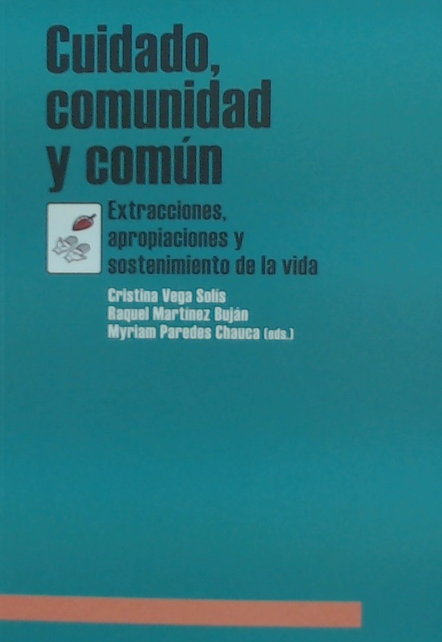 CUIDADO. COMUNIDAD Y COMÚN