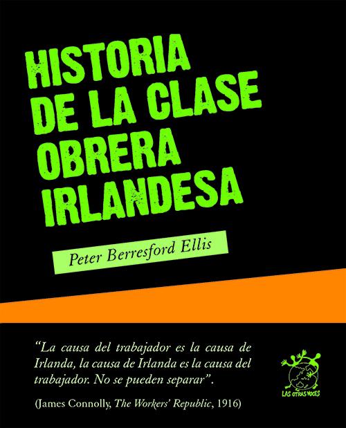 HISTORIA DE LA CLASE OBRERA IRLANDESA