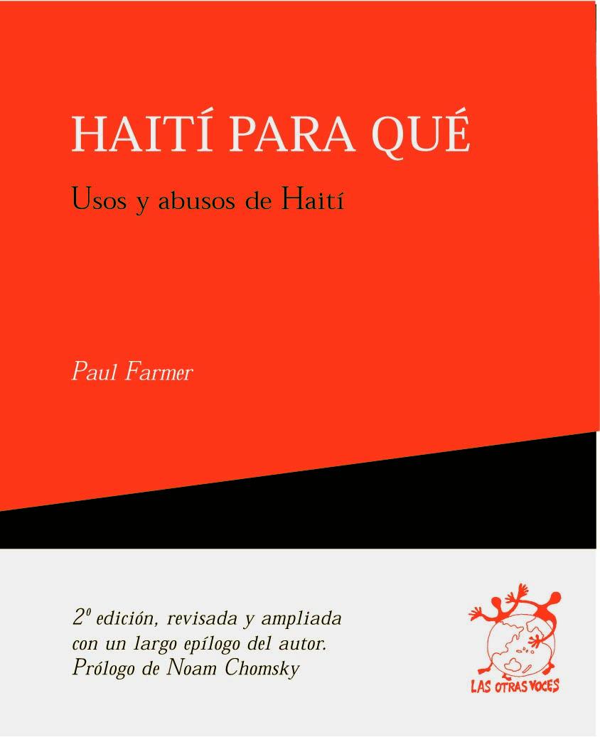 HAITÍ PARA QUÉ