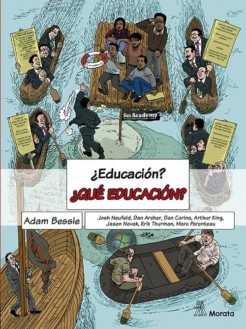 ¿EDUCACIÓN? ¿QUÉ EDUCACIÓN?