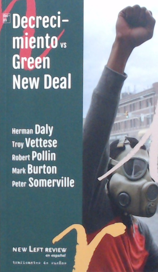DECRECIMIENTO VS. GREN NEW DEAL