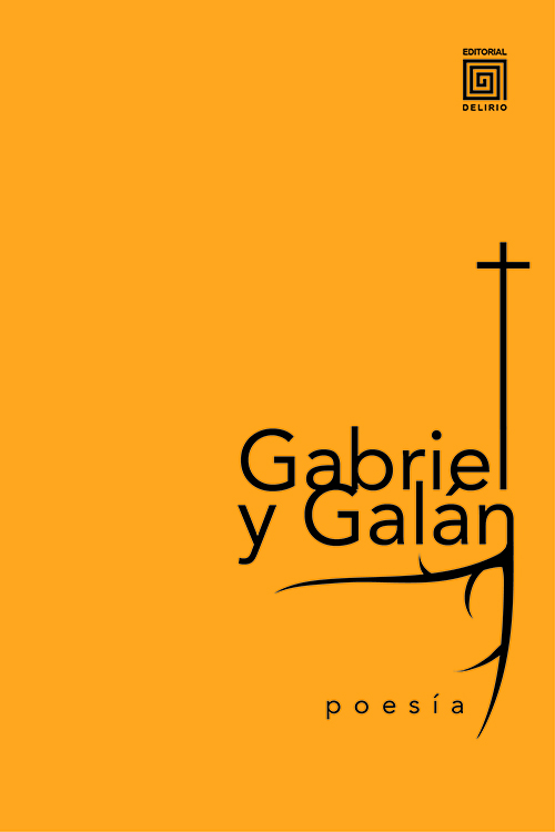 GABRIEL Y GALÁN. POESÍA