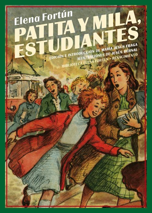 PATITA Y MILA. ESTUDIANTES
