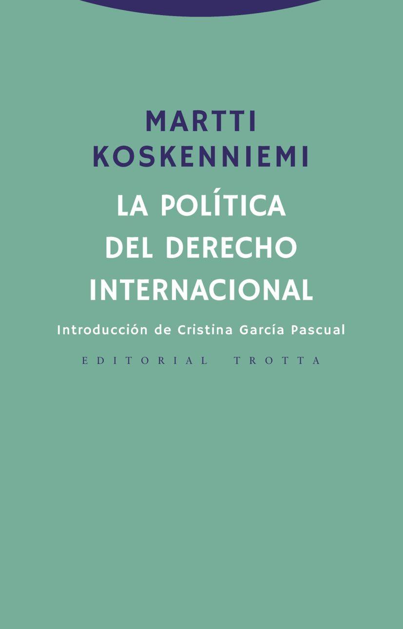 LA POLITICA DEL DERECHO INTERNACIONAL