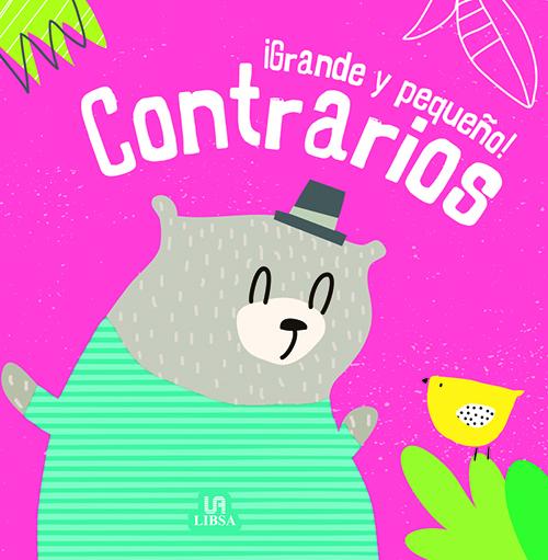 IGRANDE Y PEQUEÑO! CONTRARIOS