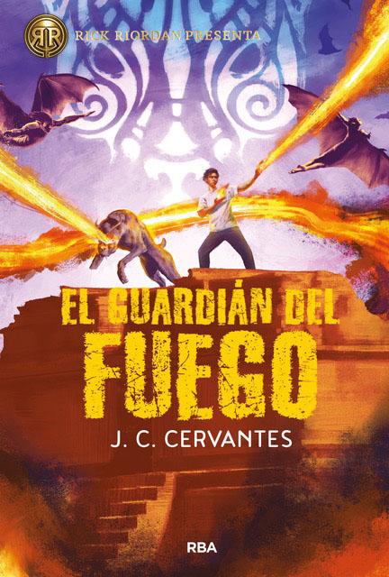 GUARDIAN DEL FUEGO. EL. EL HIJO DEL TURENO 2