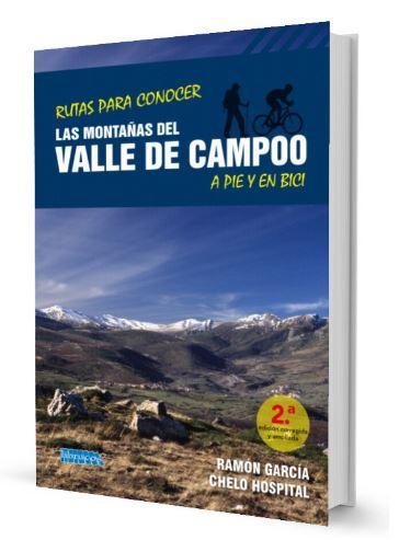 RUTAS PARA CONOCER LAS MONTAÑAS DEL VALLE DE CAMPOO A PIE Y EN BICI
