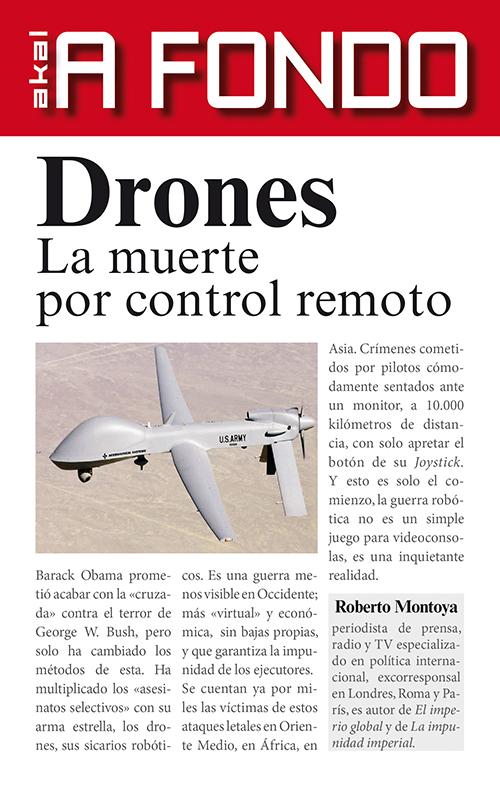 DRONES : LA MUERTE POR CONTROL REMOTO