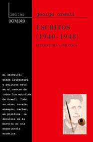 ESCRITOS (1940-1948) : LITERATURA Y POLÍTICA