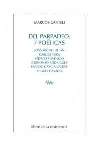 DEL PARPADEO: 7 POÉTICAS