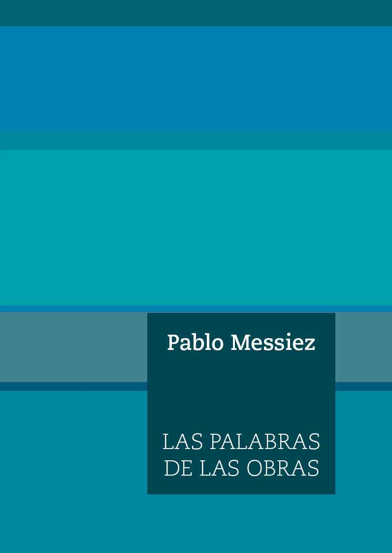 LAS PALABRAS DE LAS OBRAS