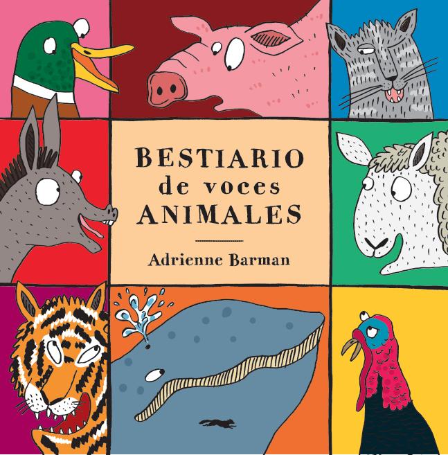 BESTIARIO DE VOCES ANIMALES