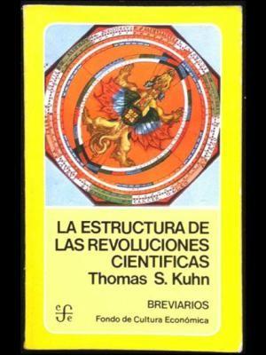 ESTRUCTURA DE LAS REVOLUCIONES CIENTIFIC