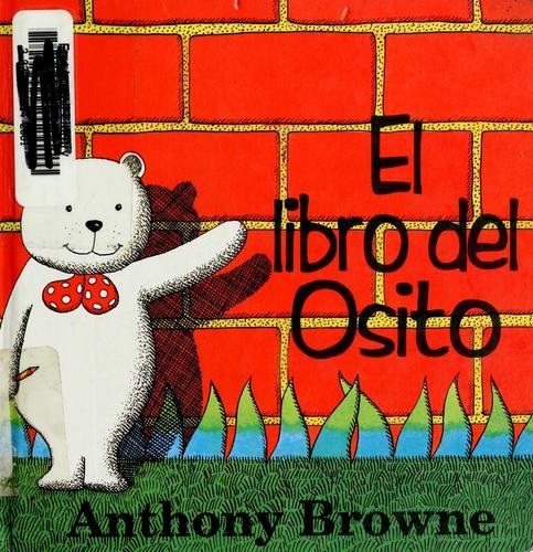 LIBRO DEL OSITO. EL
