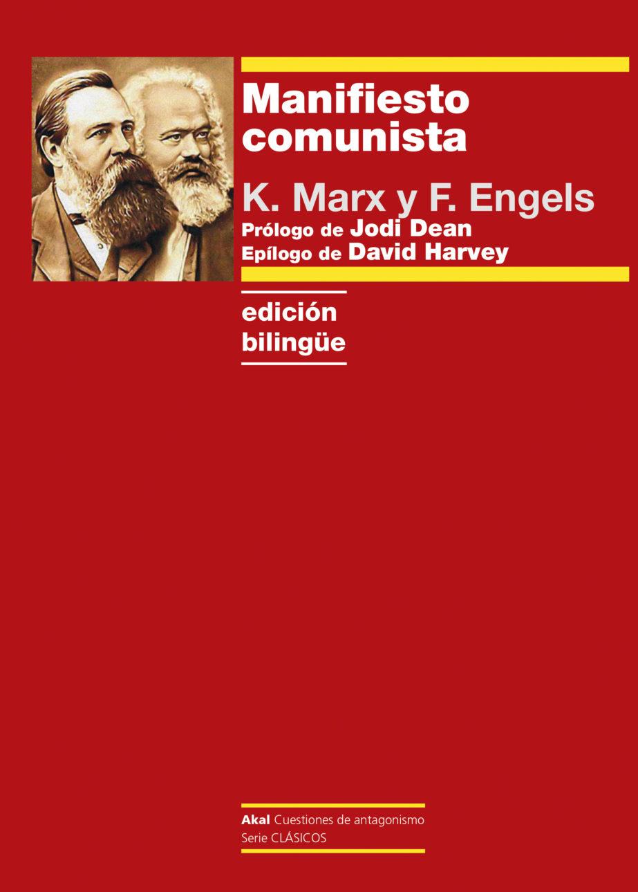 MANIFIESTO COMUNISTA (ED. BILINGUE)