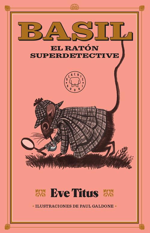 BASIL; EL RATÓN SUPERDETECTIVE