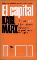 CAPITAL; EL/LIBRO PRIMERO VOL 2º