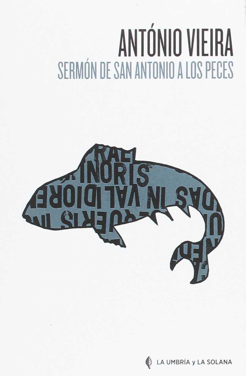 SERMÓN DE SAN ANTONIO A LOS PECES