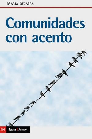 COMUNIDADES CON ACENTO