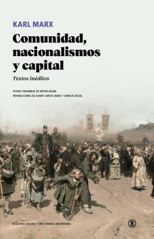 COMUNIDAD; NACIONALISMOS Y CAPITAL