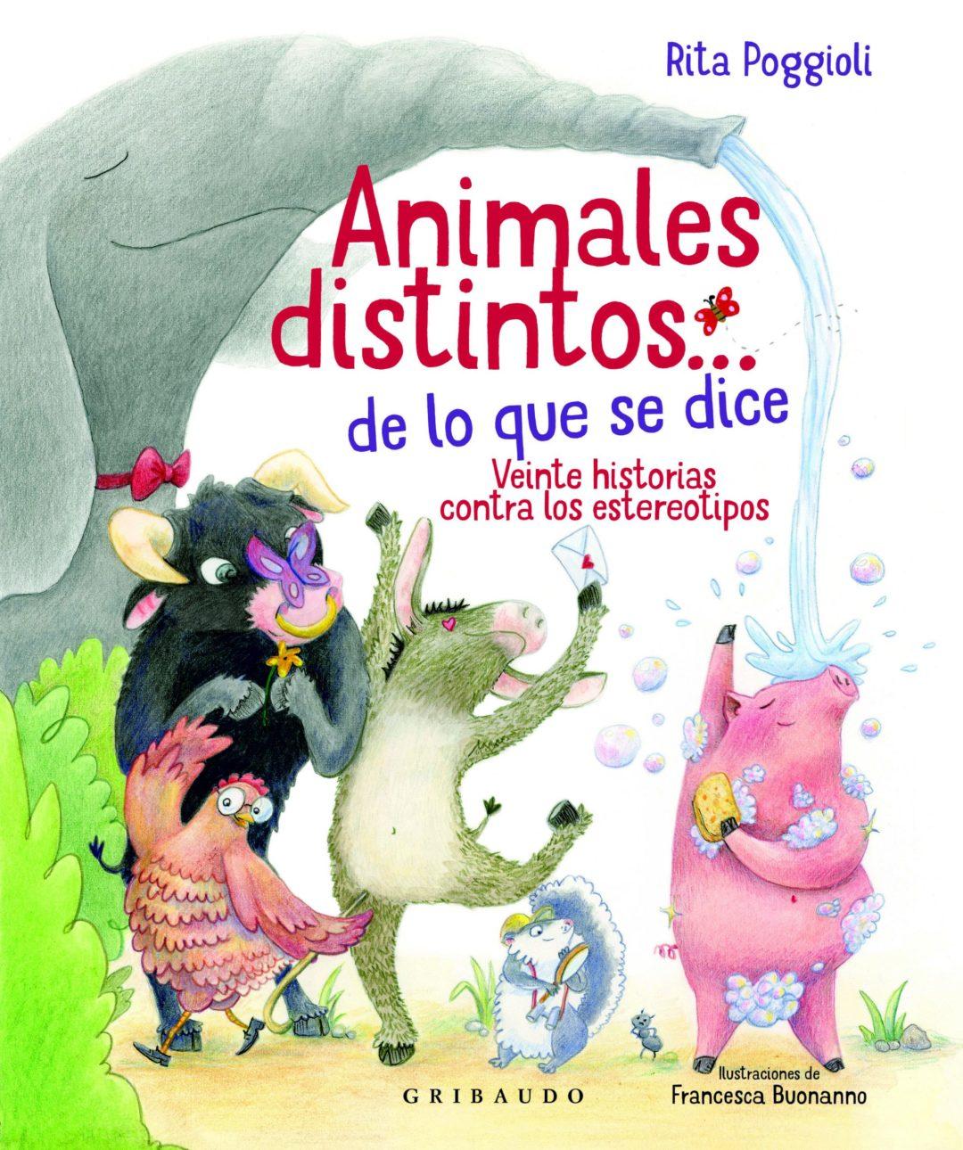 ANIMALES DISTINTOS DE LO QUE SE DICE V