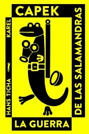 GUERRA DE LAS SALAMANDRAS; LA