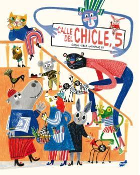 CALLE DEL CHICLE; 5