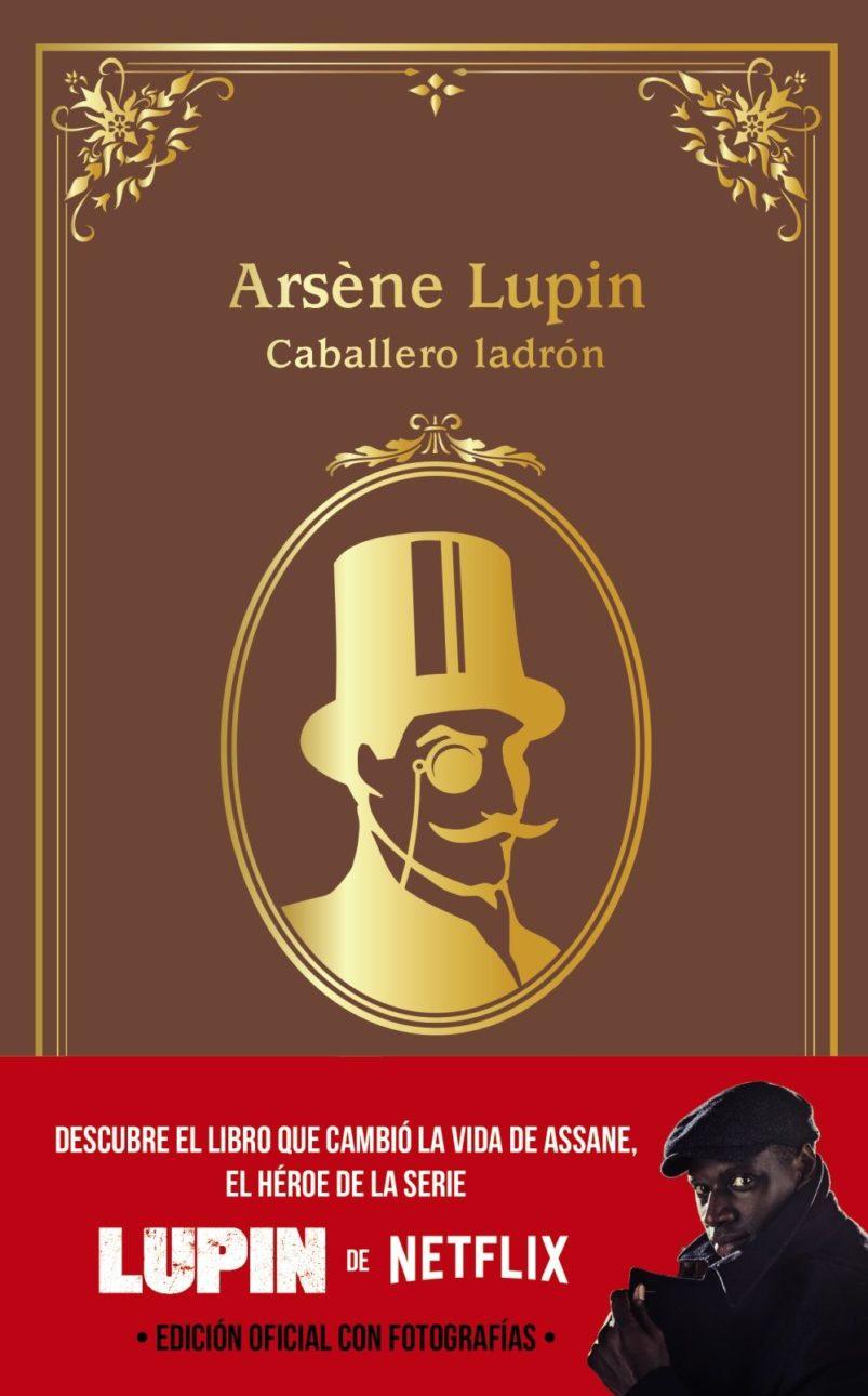 ARSENE LUPIN; CABALLERO LADRON
