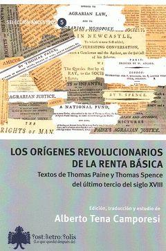 LOS ORÍGENES REVOLUCIONARIOS DE LA RENTA BÁSICA